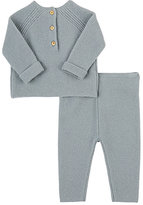 Bonpoint CASHMERE SWEATER & PANT SET