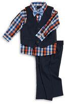 Nautica Baby Boys Four-Piece Suit Set