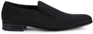 Mezlan Classic Textured Loafers