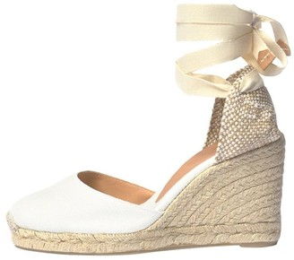 Castaner Canvas Carina Espadrille Wedge