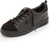 Opening Ceremony Azull Leather Sneakers