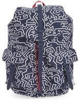 Herschel Men's Dawson Keith Haring Backpack - Blue