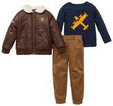 Little Me Boys' 3-piece Pant Set