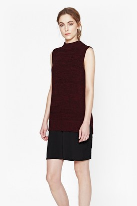 French Connection Hendy High Neck Jumper Dress