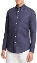 Brooks Brothers Linen Regular Fit Button Down Shirt