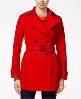 Tommy Hilfiger Belted Trench Coat