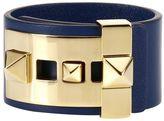 Valentino Garavani Jewel Rockstud Bracelet With Metal Studs