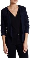 Onetheland Lace Applique Blazer