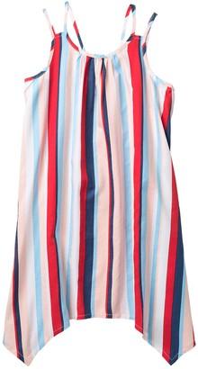 Harper Canyon Double Woven Strap Dress (Little Girls)