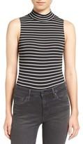 Paige Women's Mackenna Stripe Bodysuit