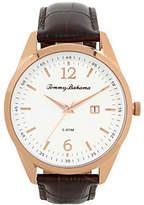 Tommy Bahama Siesta Key Rosetone Watch