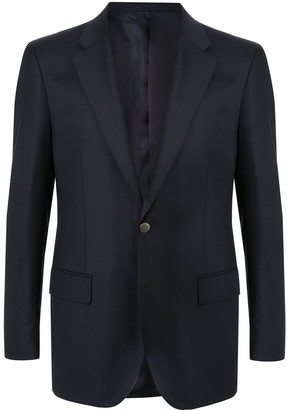 Gieves & Hawkes Fitted Suit Jacket