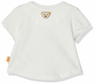 Steiff Baby Girls' T-Shirt 1/4 Arm