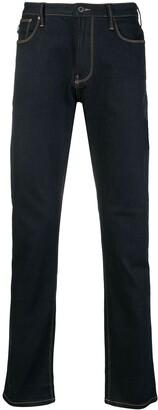 Emporio Armani Classic Dark Jeans