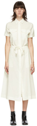 Rag & Bone White Luna Dress