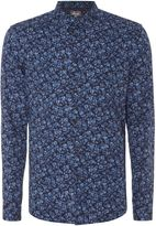 Linea Durrant Floral Print Shirt