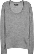 Isabel Marant Bowman Fine-knit Cashmere Blend Jumper