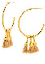 Gorjana Women's Baja Hoop Earrings