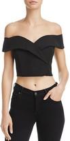 Bardot Bella Off-the-Shoulder Bustier - 100% Exclusive
