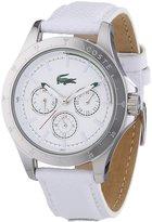 Lacoste Women's Mackay 2000846 Leather Analog Quartz Watch