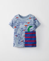 Hanna Andersson Pocket Play Tee in Supersoft Jersey