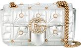 Gucci GG Marmont matelassé shoulder bag - women - Lamb Skin/Plastic/Metal (Other) - One Size