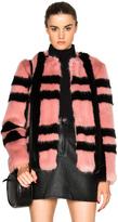 Shrimps Gustav Faux Fur Coat