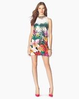 Aloha Print Dress