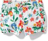 Old Navy Pull-On Ruffled Shorts for Baby