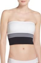 Vince Camuto Women's Longline Bikini Top