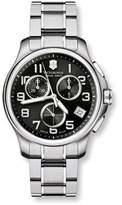 Victorinox Men's 241453 Officers Chrono Dial Watch