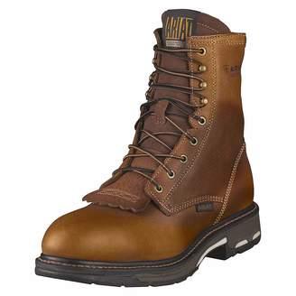 """Ariat Men's Workhog 8"""" Composite Toe Work Boot"""