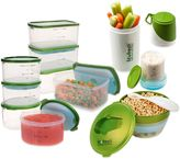 Fit & Fresh 10-Piece Perfect Portion Container Kit