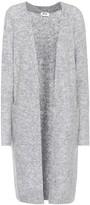 Acne Studios Raya mohair and wool-blend cardigan