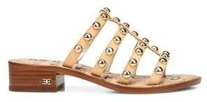 Sam Edelman Juniper Leather Heeled Sandals