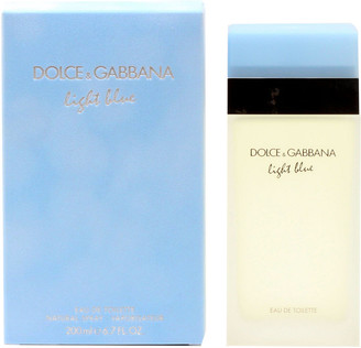 Dolce & Gabbana Women's Light Blue 6.7Oz Eau De Toilette