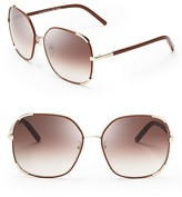 Chloé Nerine Sunglasses, 58mm