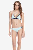 Diane von Furstenberg Ipanema Mesh Detail Bikini Bottom