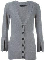 Calvin Klein Collection buttoned V-neck cardigan