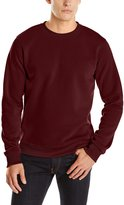Southpole Men's Active Basic Crew Neck Fleece Pullover