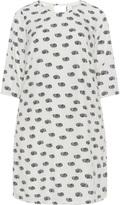 Junarose Plus Size Printed mini dress