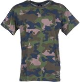 Les (Art)ists Les Artists Camouflage 'riri 88' T-shirt