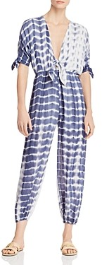 Sage the Label Hacienda Tie-Dyed Jumpsuit