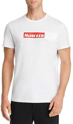 Moncler Maglia Supreme-Logo Graphic Tee