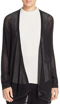 Eileen Fisher Long Mesh Cardigan