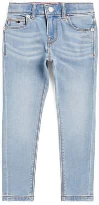 Tommy Hilfiger Junior Light-Wash Skinny Jeans