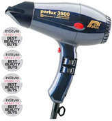 Parlux 3500 Supercompact Ionic And Ceramic Hair Dryer - Blue