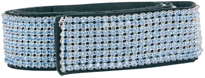 Dolce & Gabbana Glitter belt