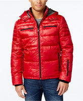 Calvin Klein Men's Water-Resistant Puffer Jacket, A Macy's Exclusive Style