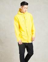 Rains Yellow Jacket
